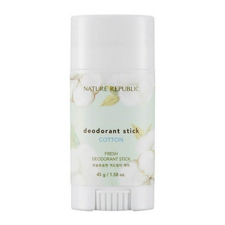 Nature Republic Fresh deodorant stick - cotton